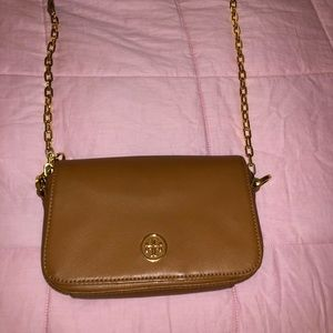Tory Burch Small nude purse